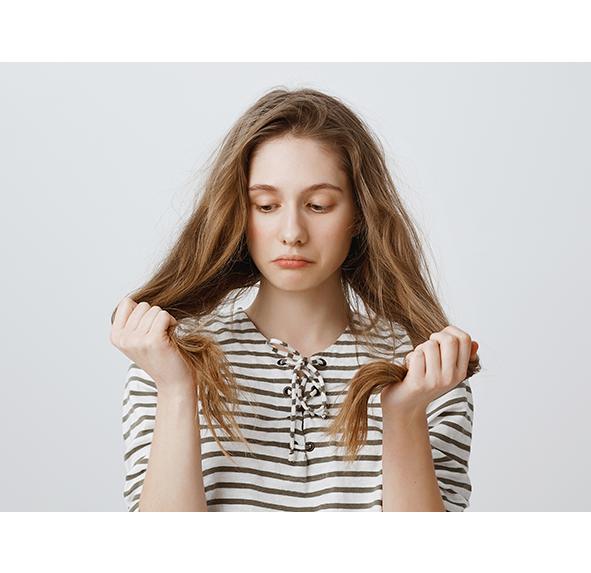 Как легко восстановить волосы после лета?